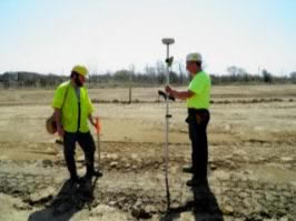 Surveying Feild Crew Michigan